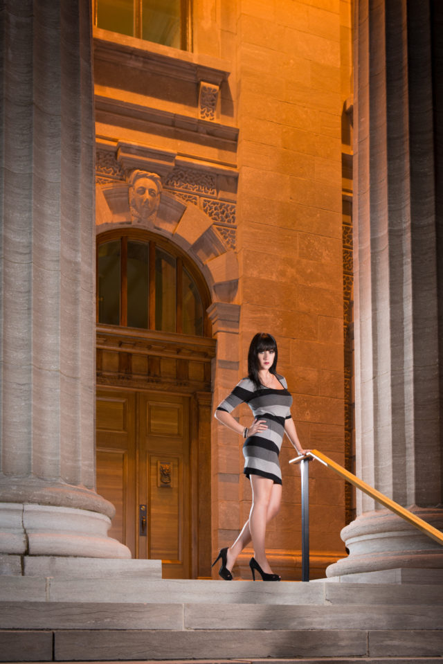 Photographe bouboir et glamour à Québec
