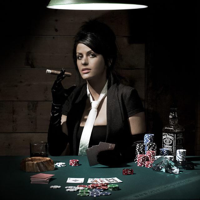 Mélanie Moreau - Projet Poker